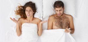Perturbar a fêmea na cama