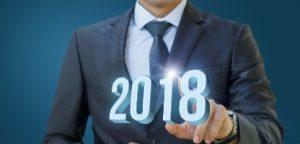 Empresário clica em 2018