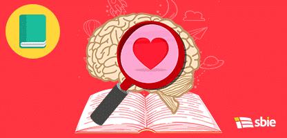 Coração dentro do cérebro