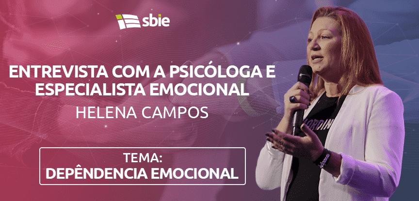 entrevista com especilista emocinal e psicóloga sobre dependência emocional.