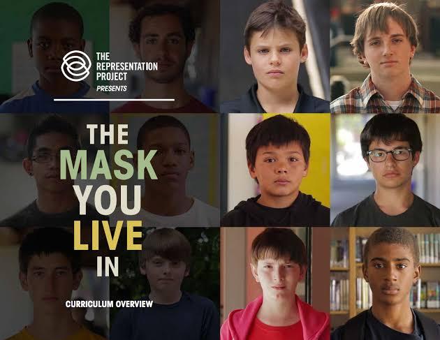 documentário sobre masculinidade tóxica e inteligência emocional